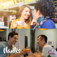 Speed Dating Gays/Lesbiennes à Nantes