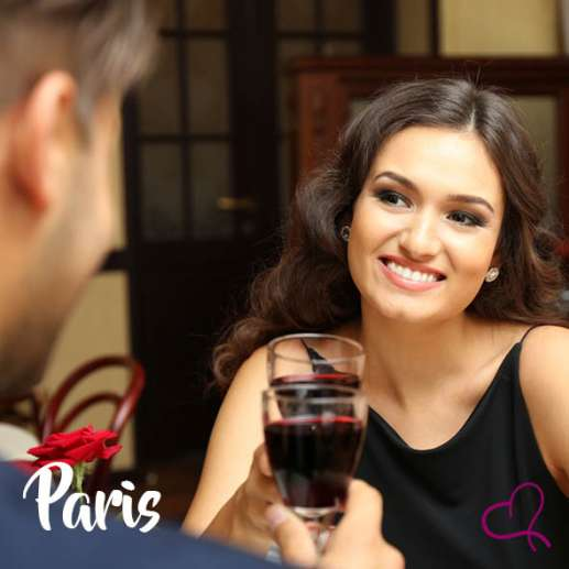 Speed Dating à Paris le mercredi 10 février 2021 à 20h15