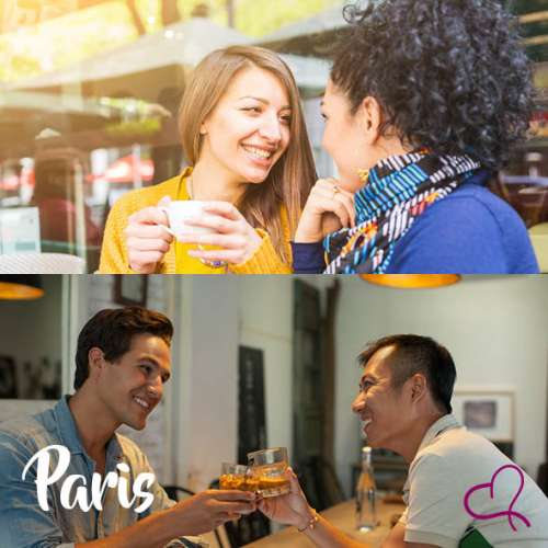 rencontre speed dating paris