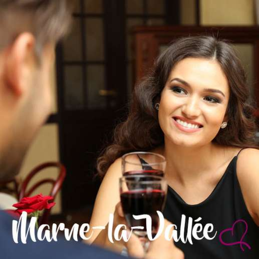 Speed Dating à Marne-la-Vallée le mardi 23 février 2021 à 20h15