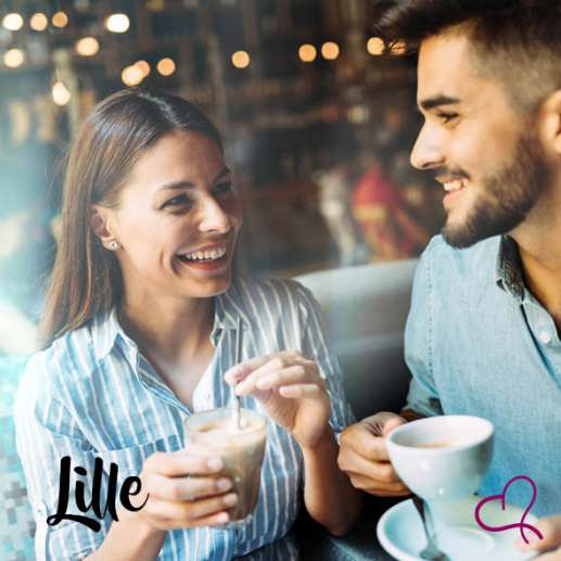 Speed Dating à Lille le vendredi 24 juillet 2020 à 20h00