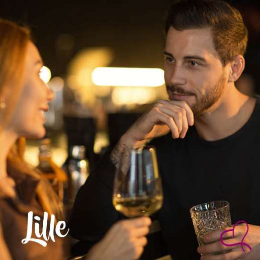 Speed Dating à Lille le mardi 17 décembre 2019 à 20h15