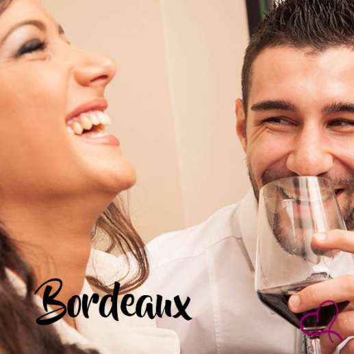 Speed Dating à Bordeaux le mardi 18 janvier 2022 à 19h45