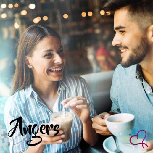 Speed Dating à Angers le jeudi 12 mars 2020 à 20h30