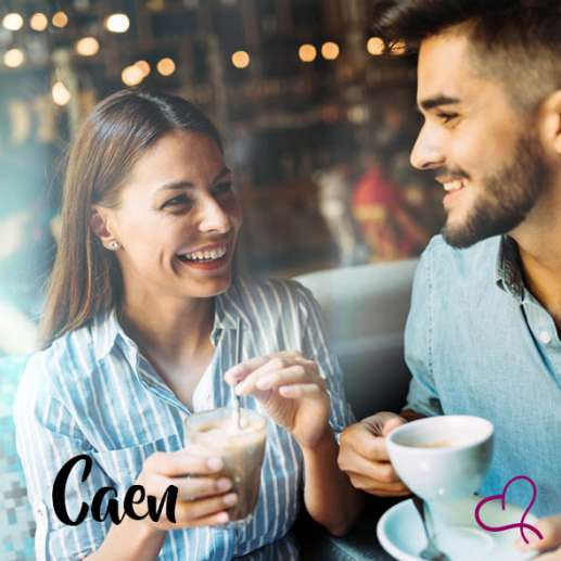 Speed Dating à Caen le jeudi 10 juin 2021 à 20h30