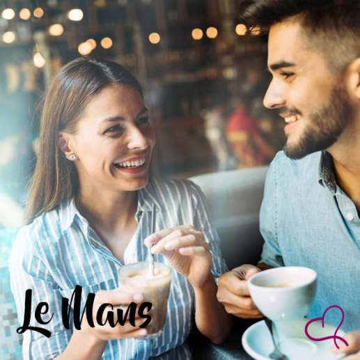 Speed Dating au Mans le samedi 03 octobre 2020 à 20h15