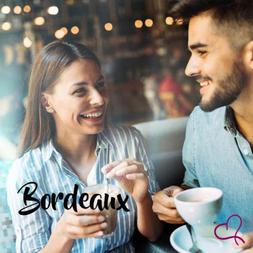 Speed Dating à Bordeaux le vendredi 28 janvier 2022 à 19h45