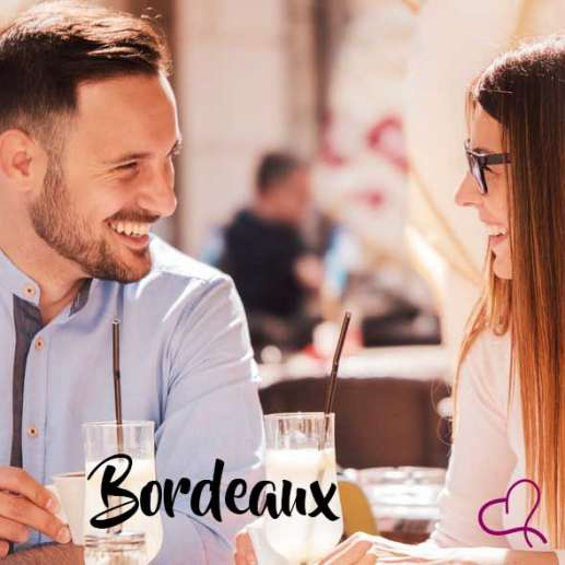 Speed Dating à Bordeaux le vendredi 18 juin 2021 à 19h30