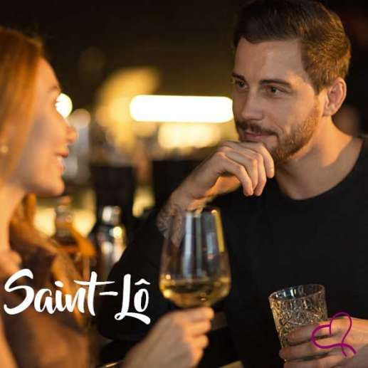 Speed Dating à Saint-Lô le vendredi 29 novembre 2019 à 20h00