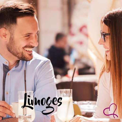 Speed Dating à Limoges le vendredi 09 avril 2021 à 20h15