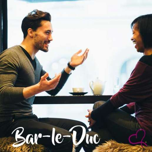 Speed Dating à Bar-le-Duc le samedi 30 janvier 2021 à 15h15