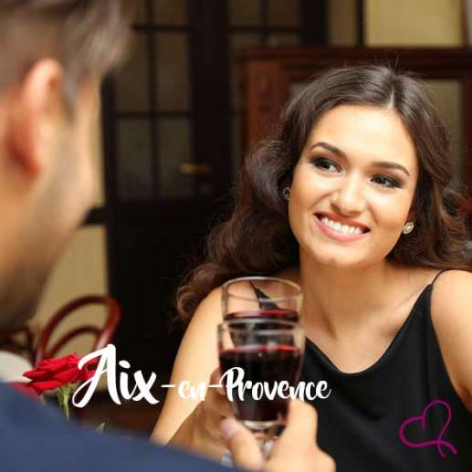 Speed Dating à Aix-en-Provence le samedi 05 octobre 2019 à 20h00