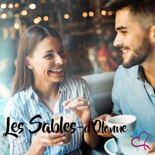Speed Dating aux Sables-d'Olonne le samedi 07 mars 2020 à 15h00