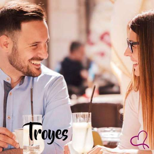 Speed Dating à Troyes le vendredi 23 avril 2021 à 20h15