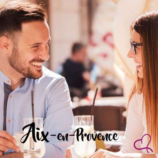 Speed Dating à Aix-en-Provence le samedi 07 septembre 2019 à 20h30