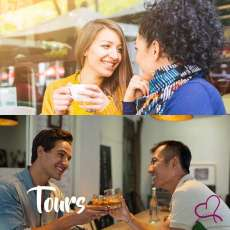Speed Dating Gays/Lesbiennes à Tours