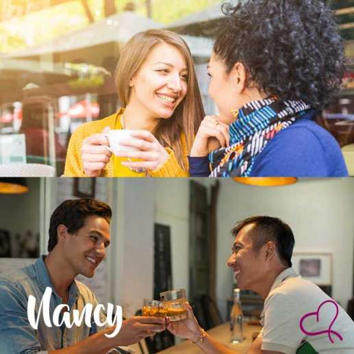 Speed Dating Gays/Lesbiennes à Nancy le vendredi 20 novembre 2020 à 20h45