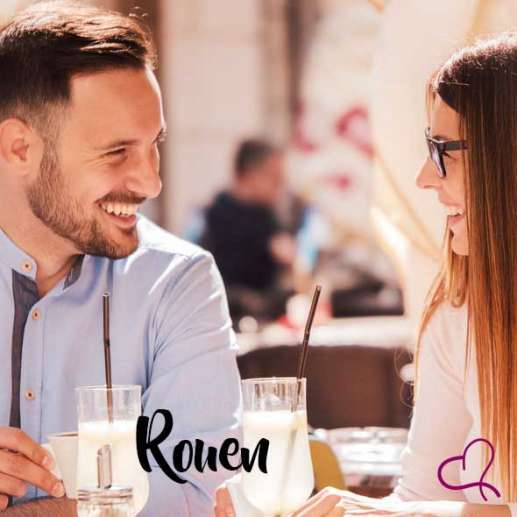 Speed Dating à Rouen le mercredi 26 août 2020 à 20h30