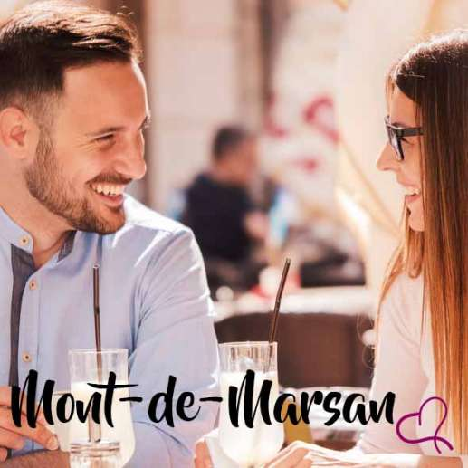 Speed Dating à Mont-de-Marsan le vendredi 19 février 2021 à 19h30