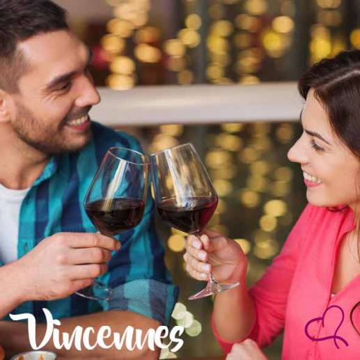 Speed Dating à Vincennes le jeudi 28 janvier 2021 à 20h15