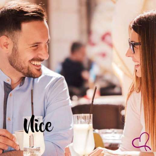Speed Dating à Nice le samedi 21 novembre 2020 à 17h00
