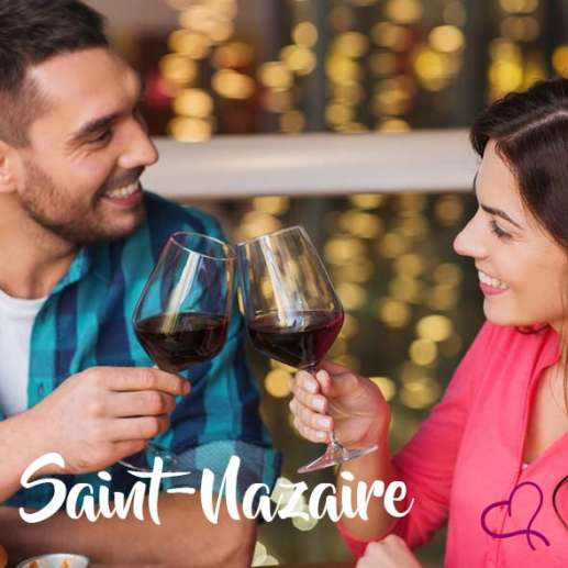 Speed Dating à Saint-Nazaire le samedi 09 novembre 2019 à 18h00