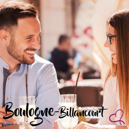 Speed Dating à Boulogne-Billancourt le lundi 27 janvier 2020 à 20h15