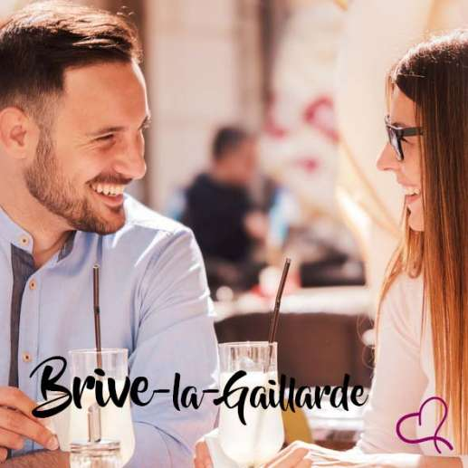Speed Dating à Brive-la-Gaillarde le mercredi 25 novembre 2020 à 20h15