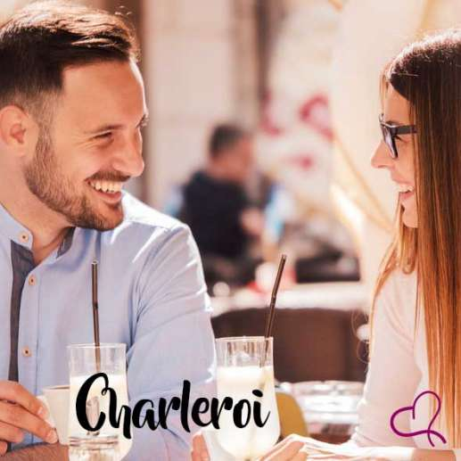Speed Dating à Charleroi le vendredi 17 juillet 2020 à 20h30