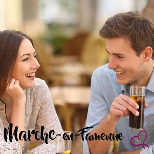 Speed Dating à Marche en Famenne le mercredi 22 avril 2020 à 20h00