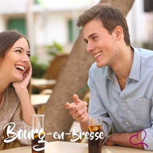 Speed Dating à Bourg en Bresse le mardi 21 janvier 2020 à 20h15
