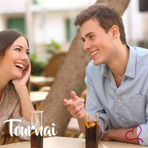 Speed Dating à Tournai le samedi 16 mai 2020 à 20h15