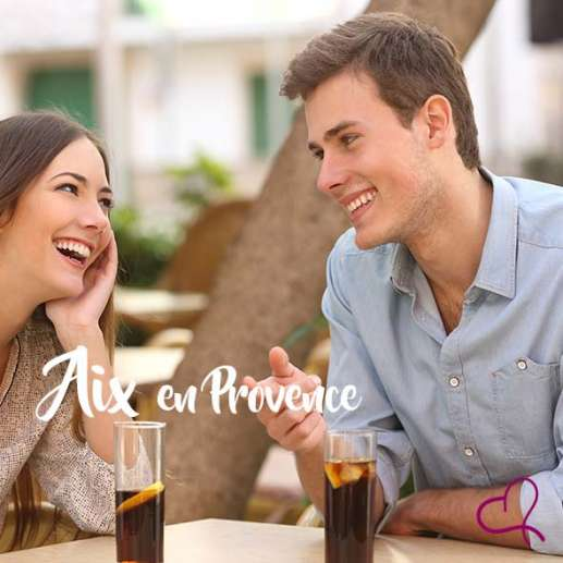 Speed Dating à Aix-en-Provence le samedi 16 mai 2020 à 20h15