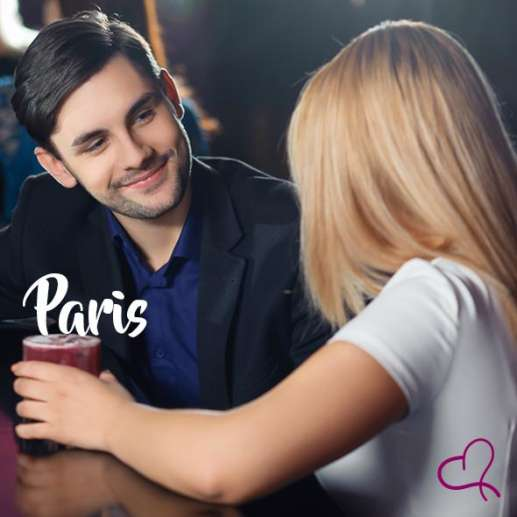 Speed Dating à Paris le vendredi 06 mars 2020 à 20h15