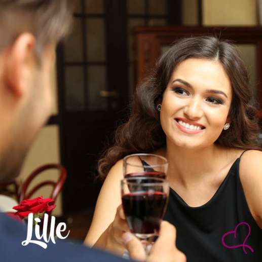 Speed Dating à Lille le vendredi 20 septembre 2019 à 20h00
