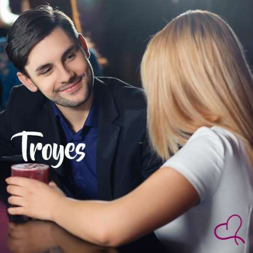 Speed Dating à Troyes le lundi 20 janvier 2020 à 20h15