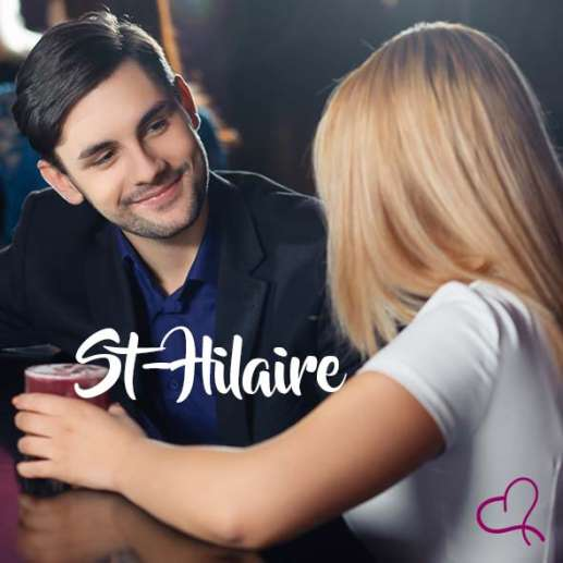 Speed Dating à Saint-Hilaire le mercredi 13 janvier 2021 à 20h30