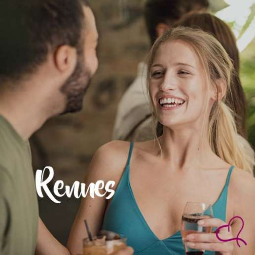Speed Dating à Rennes le vendredi 08 janvier 2021 à 20h15
