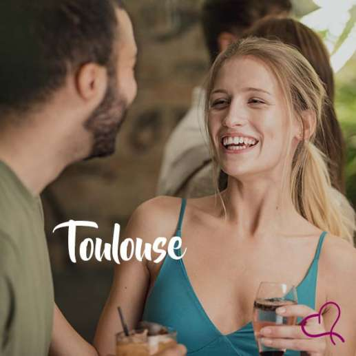 Speed Dating à Toulouse le vendredi 12 mars 2021 à 20h15