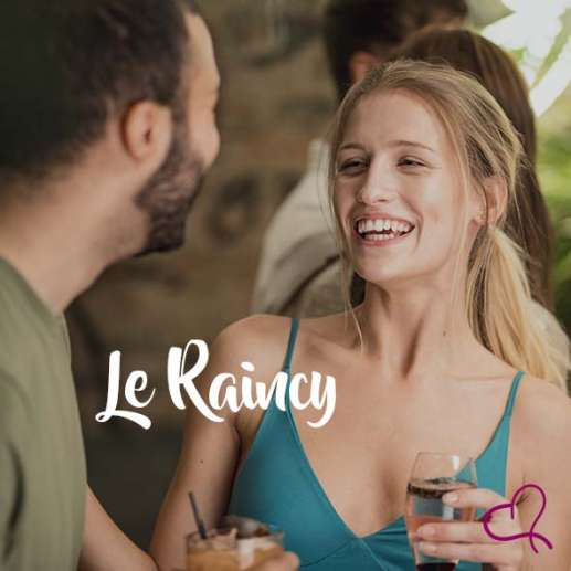 Speed Dating au Raincy le jeudi 13 février 2020 à 20h15