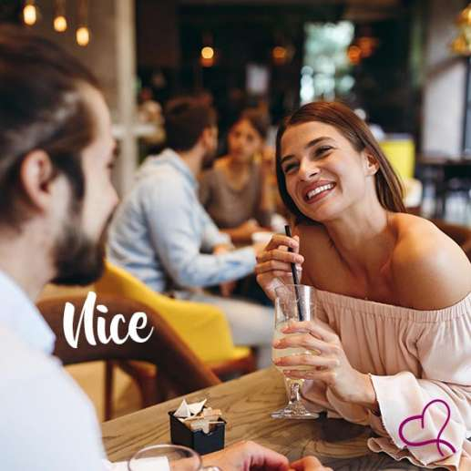 Speed Dating à Nice le samedi 13 mars 2021 à 20h30