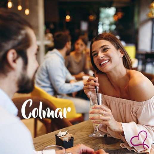 Speed Dating à Colmar le mercredi 24 février 2021 à 20h15