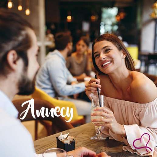 Speed Dating à Annecy le jeudi 01 octobre 2020 à 19h30