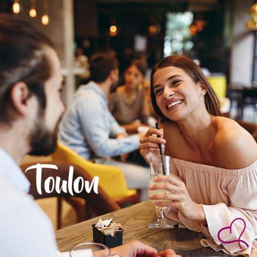 Speed Dating à Toulon le jeudi 25 février 2021 à 20h15