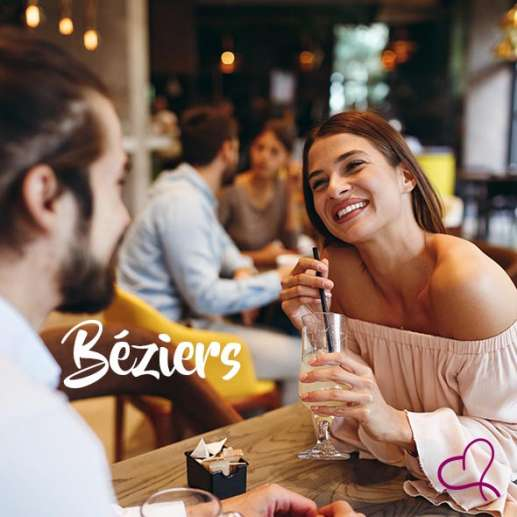 Speed Dating à Béziers le jeudi 25 mars 2021 à 20h15