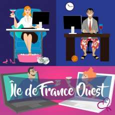 Vidéo Speed Dating Île de France Ouest