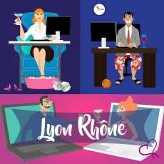 Vidéo Speed Dating à Lyon