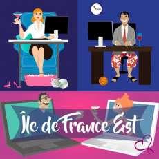 Vidéo Speed Dating Île de France Est