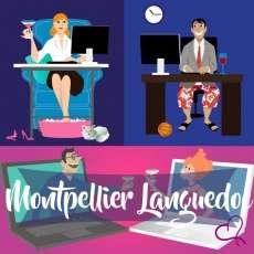 Vidéo Speed Dating en Languedoc