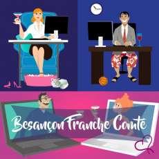 Vidéo Speed Dating en Franche-Comté